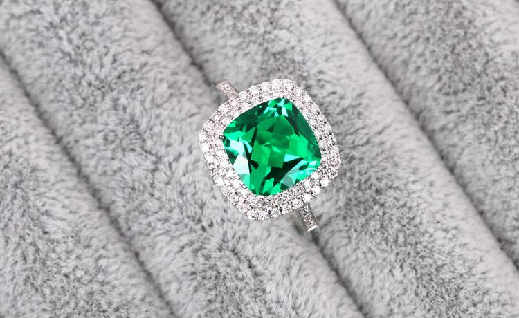 Emerald Ring 660$