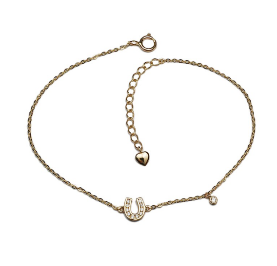 Pure 14K gold necklace