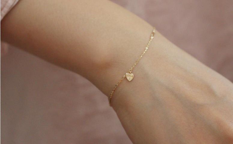 Pure 14K Gold Bracelet