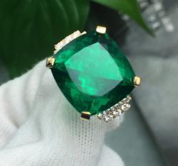 Emerald Ring 1185$
